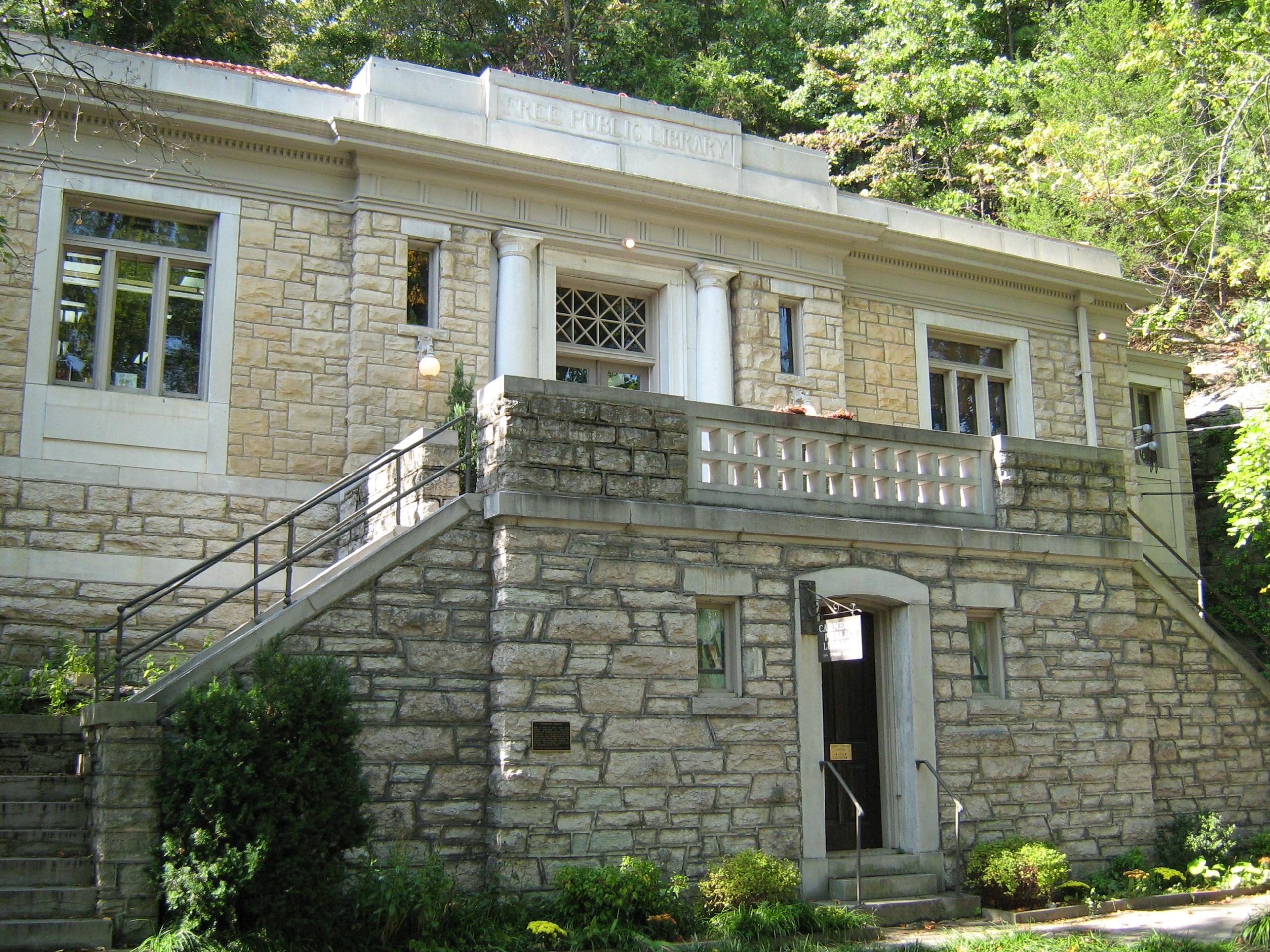 Eureka Springs Library